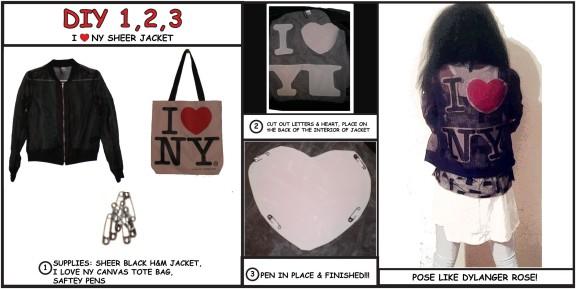 I Love NY Jacket
