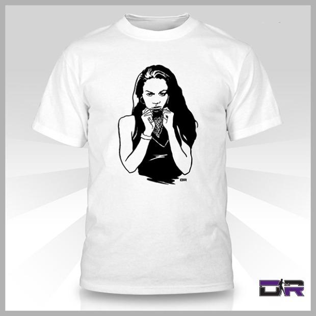 Dylanger Rose Bandit Logo T-shirt