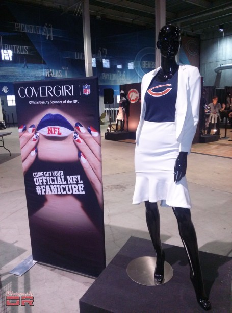 NFL Style Lounge Presented By Cover Girl
