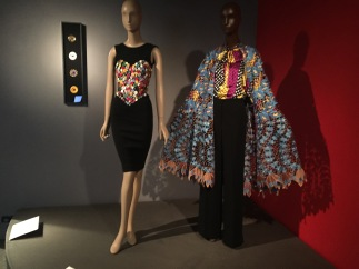 Black Fashion Designers Exhibit