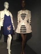 Black Fashion Designers Exhibit- Balmain