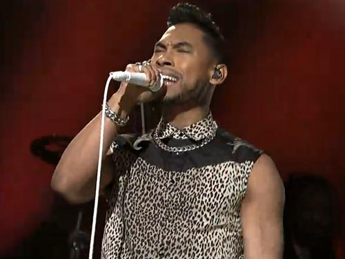 Miguel SNL Performance