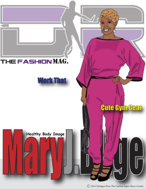 Mary J Blige: Work That