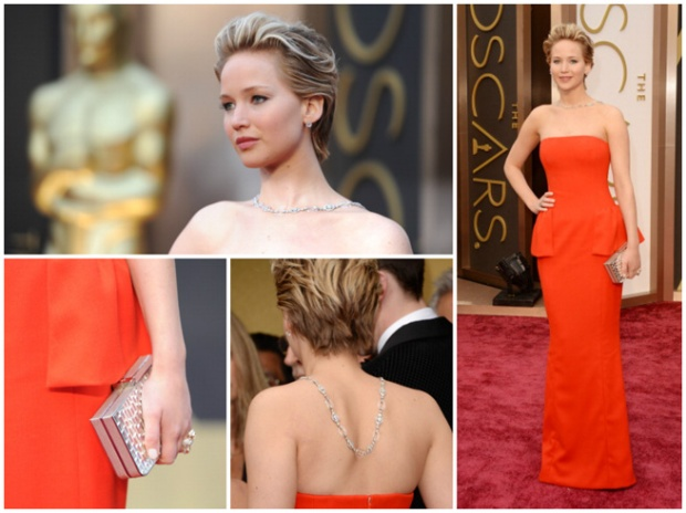 Oscars-2014-Jennifer-Lawrence-Red-Carpet-Fall-In-Dior-Dress-1