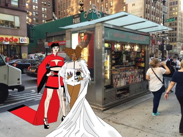 New York City Newsstand